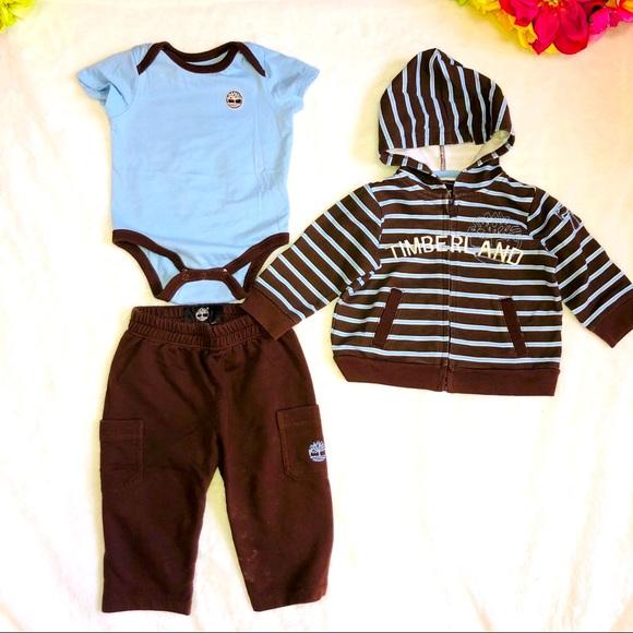 Timberland matching set